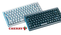 Cherry G84-4100LPAUS-0 Ultraslim Keyboard
