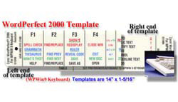 Corel Wordperfect 2000 Stack Template