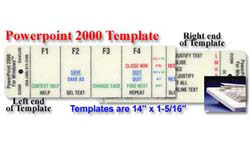 Microsoft Powerpoint 2000 Stack Template