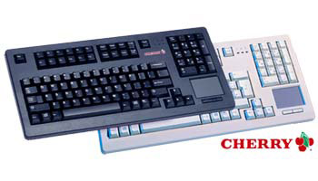 Cherry G80-11900LUMEU-0  Industrial Keyboard with Touchpad